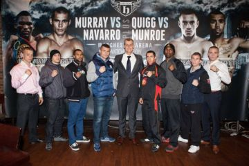 Hatton MEN Undercard