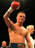 Frankie Gavin boxer by Al Stevenson