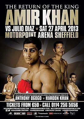 Amir_Khan_vs._Julio_Diaz poster