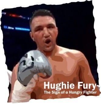 HUGIE FURY