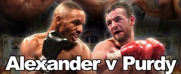 alexander v purdy fight