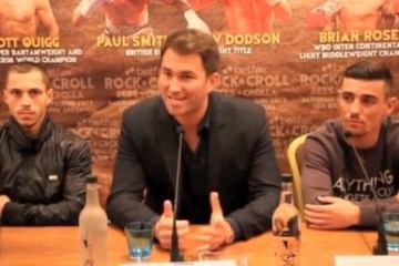 press conference rock & croll