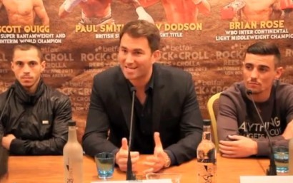 press conference rock & croll