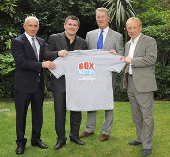 Boxnation Press Conference