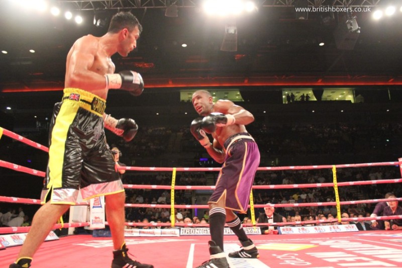 Darren Hamilton fighter boxr
