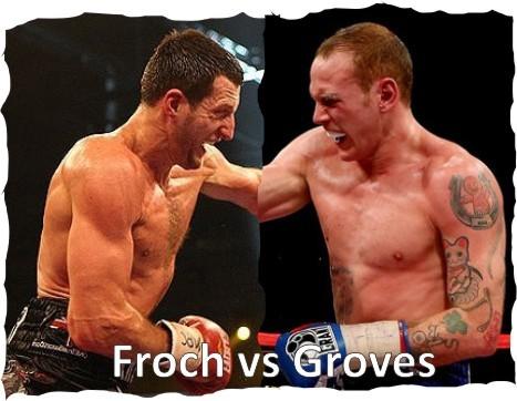 froch vs groves