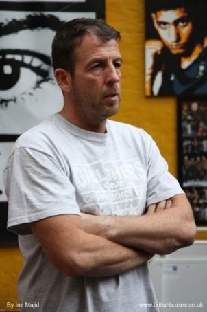 joe gallagher boxing coach
