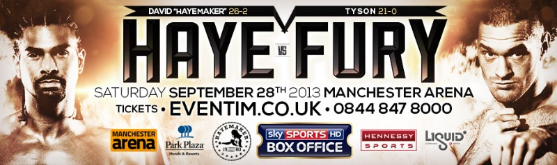 david haye v tyson fury boxing