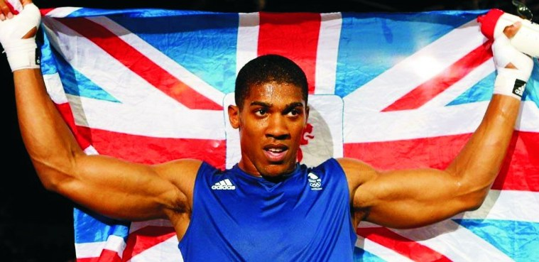 anthony joshua heavyweight boxer