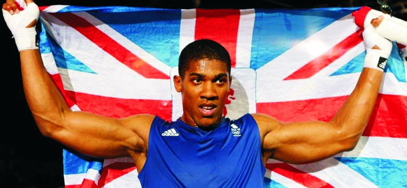 anthony joshua heavyweight boxer