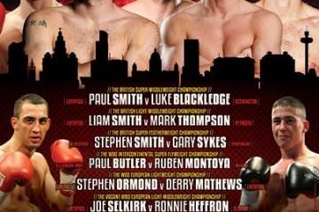 echoArena boxing poster