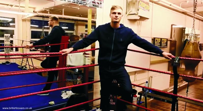 jack arnfield blackpool boxer
