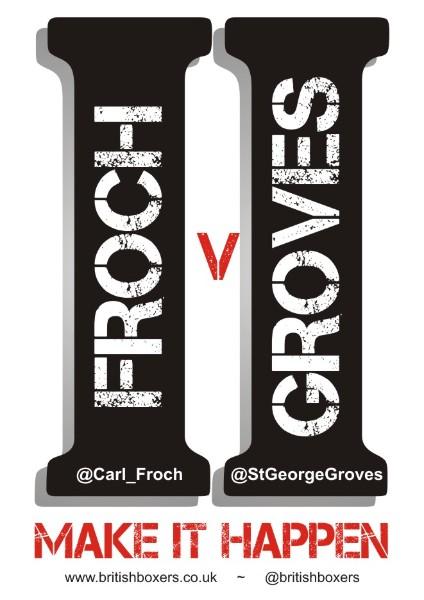 Froch v Groves II rematch