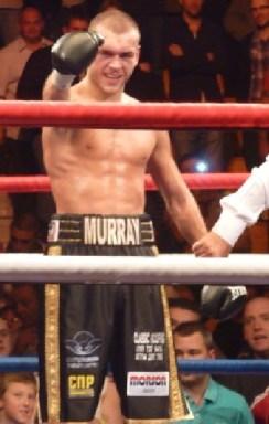 john murray boxing