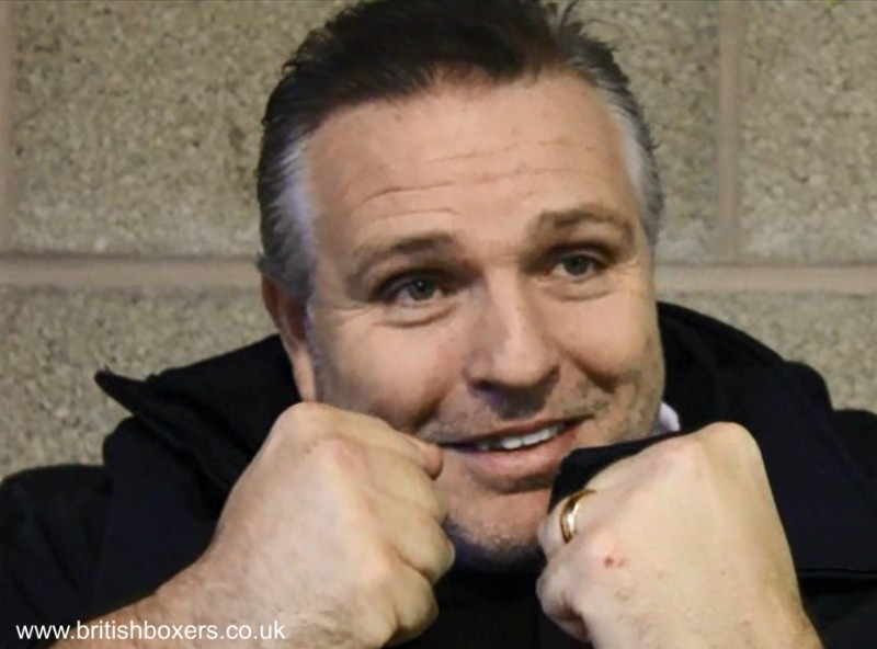 peter fury boxing