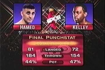 Naseem Hamed vs Kevin Kelly