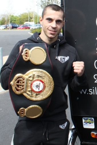 Scott Quigg boxing
