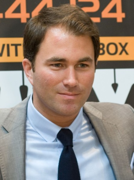 eddie hearn boxing promoter