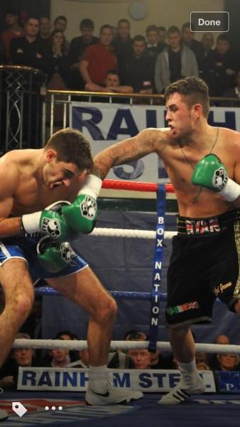ryan clark fight