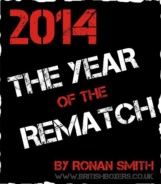 2014 REMATCHES RONAN SMITH