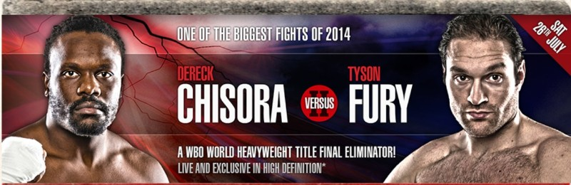 chisora v fury on boxnation