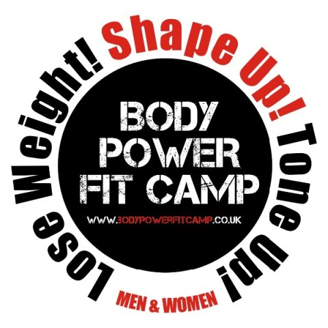 BODY POWER FIT CAMP LOGO