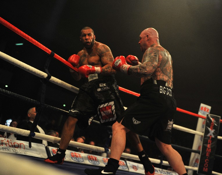 Boxing Sheffield Ponds Forge 18