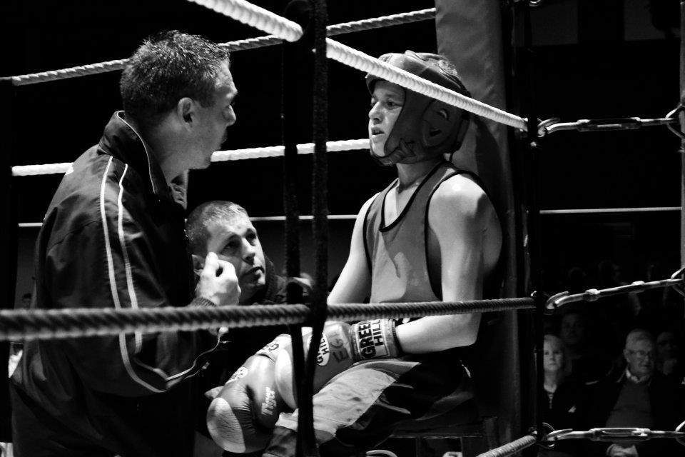 steve shaun egan boxing