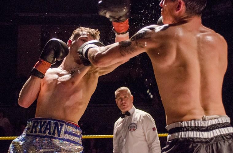 Boxing, Middleton Arena, 31st January 2015