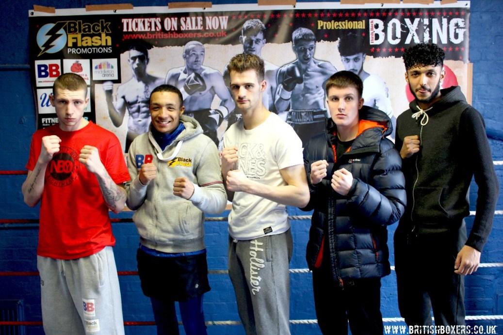 collyhurst and moston black flash boxers