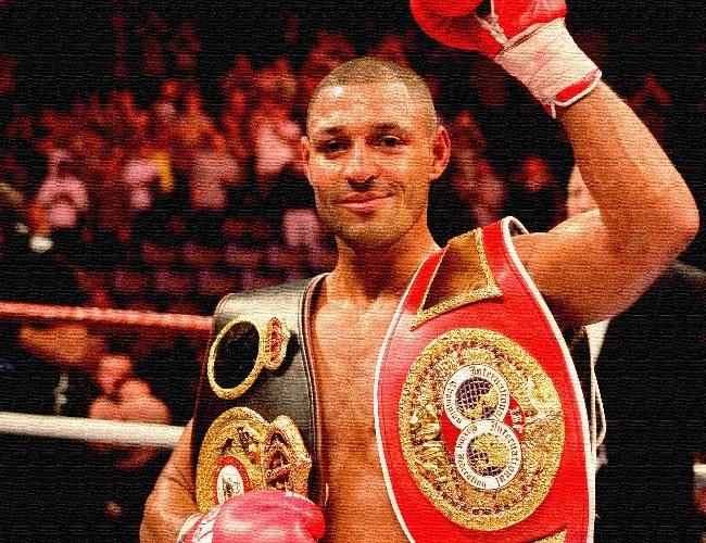 Kell Brook - IBF world welterweight champion