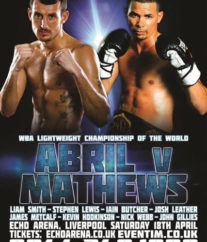 Abril-mathews poster