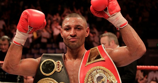 IBF Welterweight champion Kell Brook