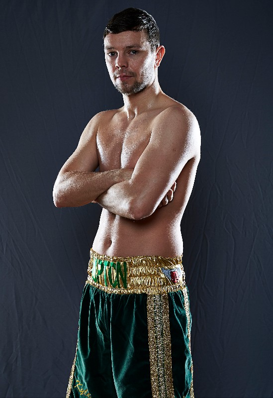 Pauly Upton by Mark Robinson/Hatton Promotions