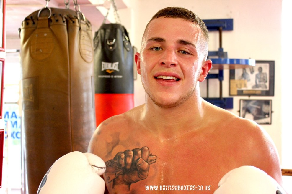 Sam Hyde - Cruiserweight prospect