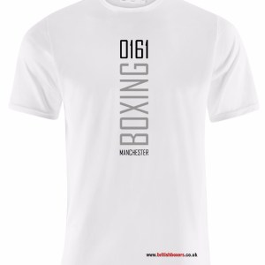 UK BOXING CITY T-SHIRTS