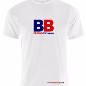 BRITISH BOXERS T-SHIRTS