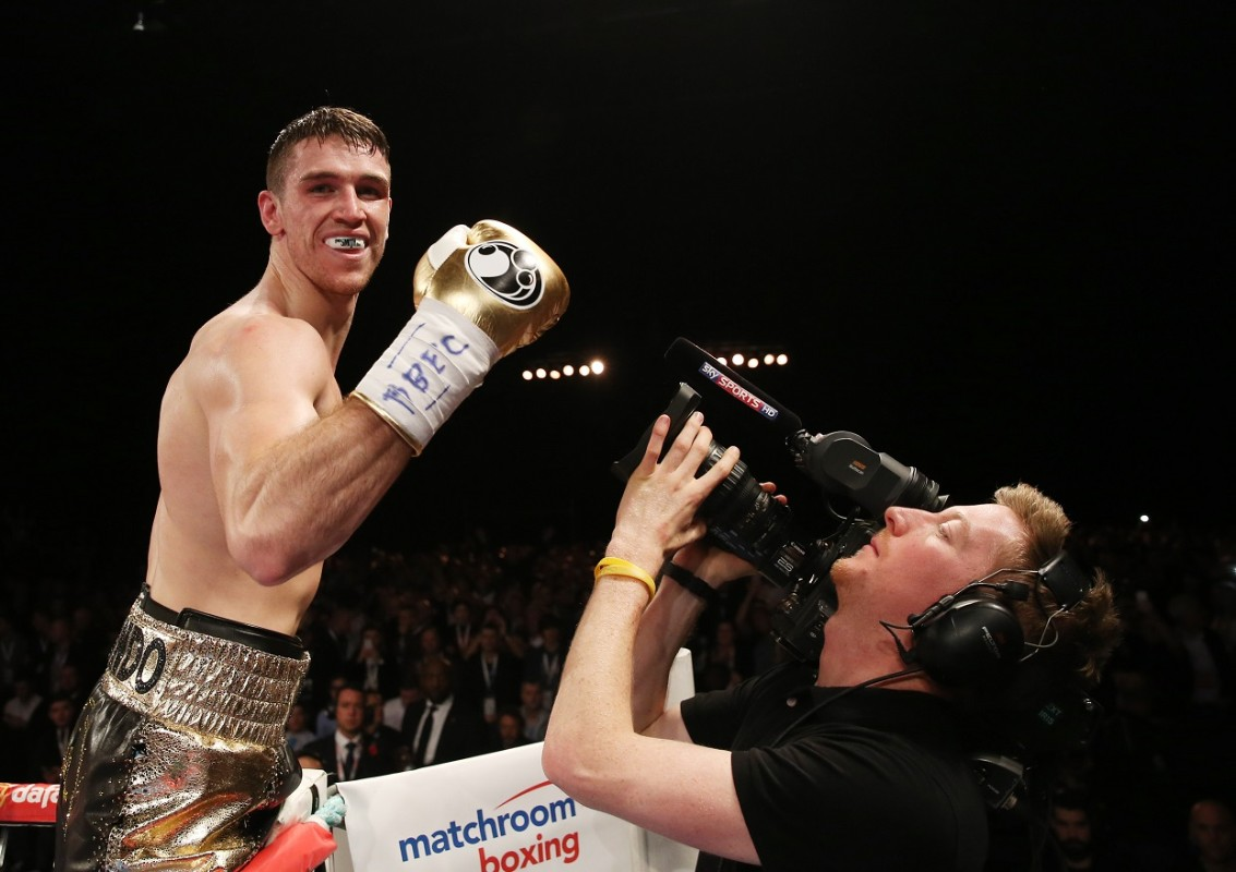 WHOS FOOLING WHO PROMOTION ECHO ARENA,LIVERPOOL VACANT WBO INTER CONTINENTAL LIGHTWEIGHT CHAMPIONSHIP CALLUM SMITH V ROCKY FIELDING
