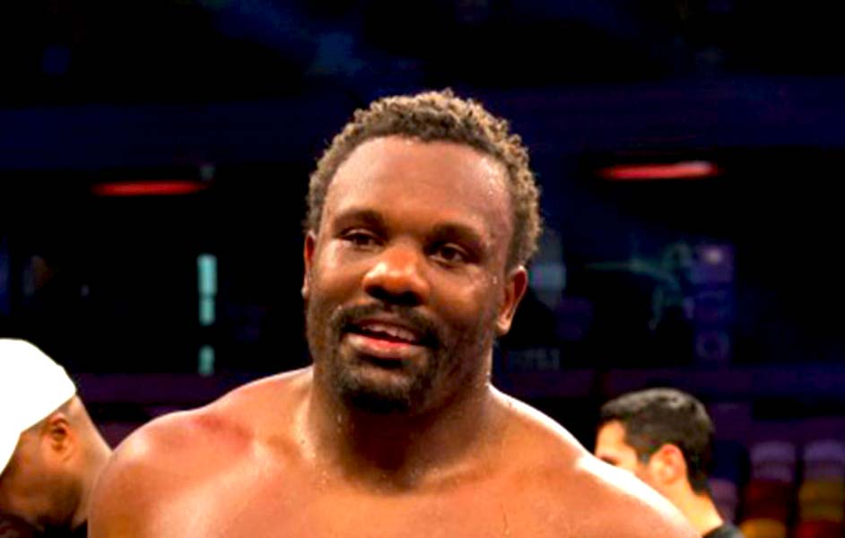 Chisora signs with Matchroom fights for European title