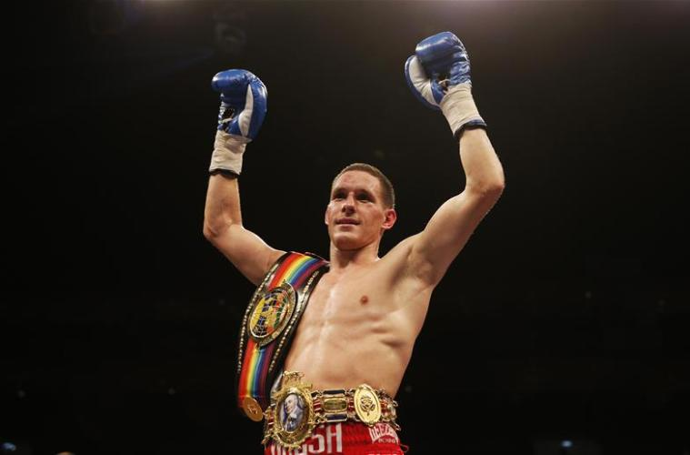Walsh -  longs for World title opportunity