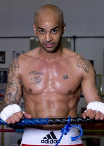 Leon McKenzie pic: by: eveningnews24.co.uk