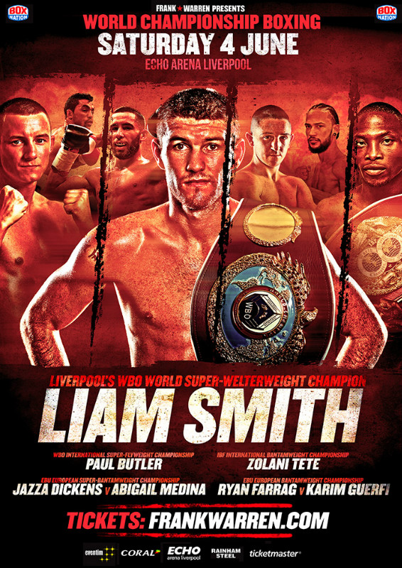 liam smith poster boxing