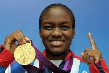 nicola-adams-boxing