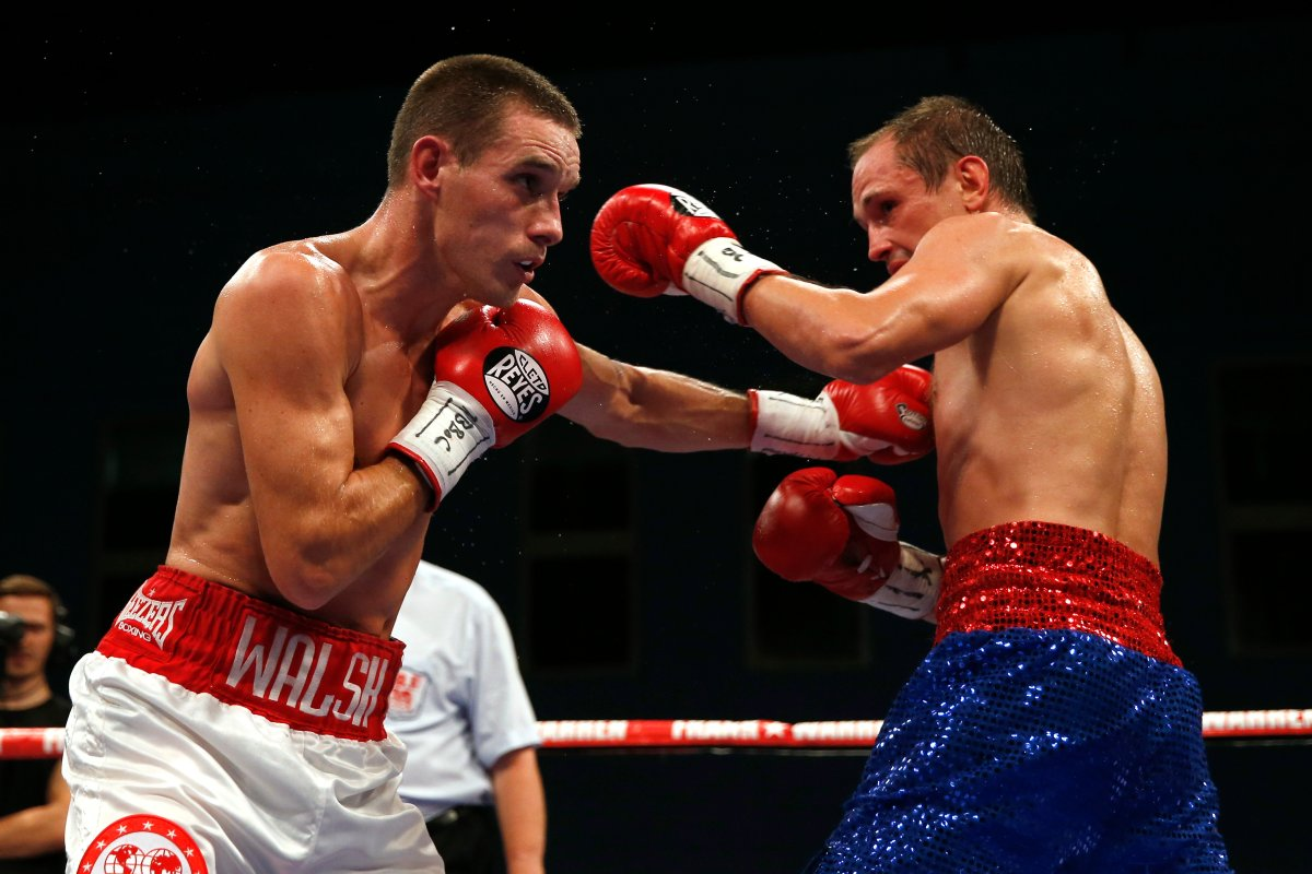 """Liam Walsh – """"I bet Gervonta Davis is getting around a quarter of a million pounds for this."""""""