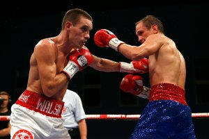 Liam Walsh v Andrey Klimov IBF World Super Featherweight Title Final Eliminator