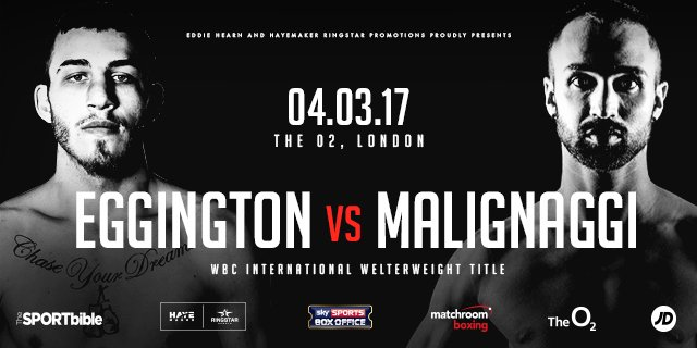 EGGINGTON AND MALIGNAGGI