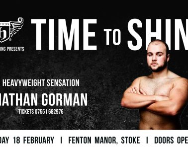 nathan gorman hatton promotions
