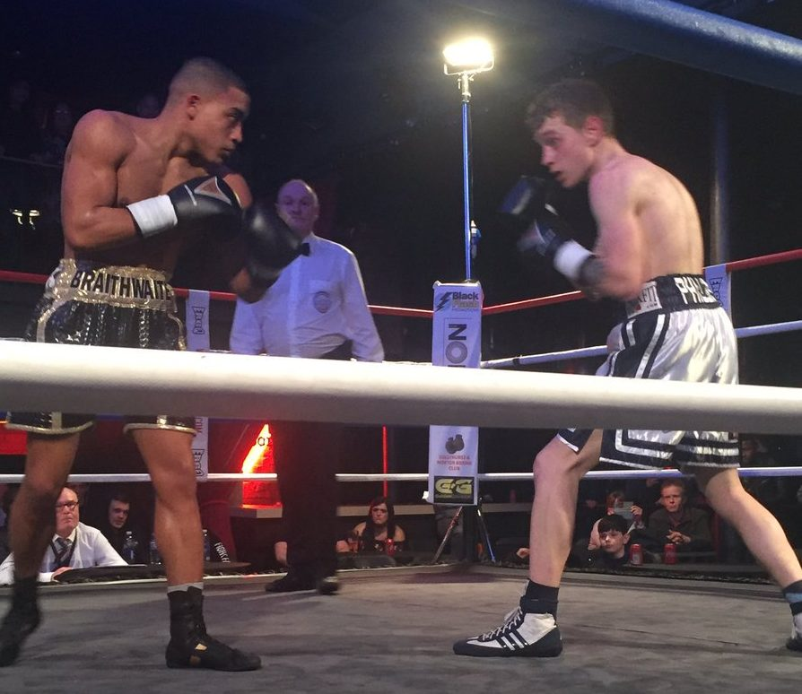 BBTV FIGHT VIDEOS: Braithwaite, Cartwright, Abiru, Ali - Fusion Nightclub Liverpool