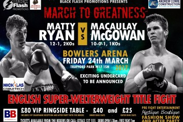 MATTHEW RYAN VS MACAULAY MCGOWAN