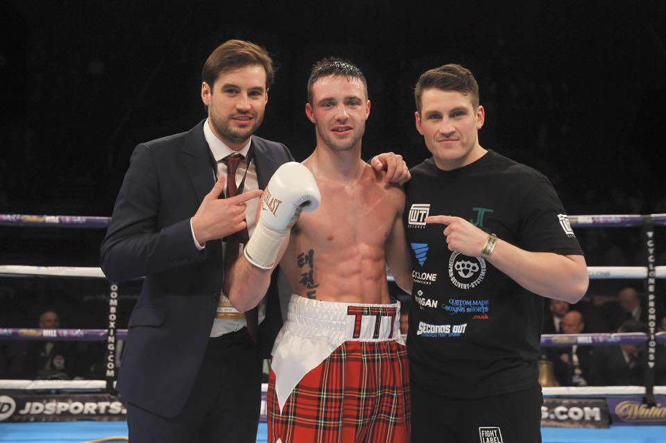 "Josh Taylor: ""I'd be happy to smash Ohara Davies to bits!"""